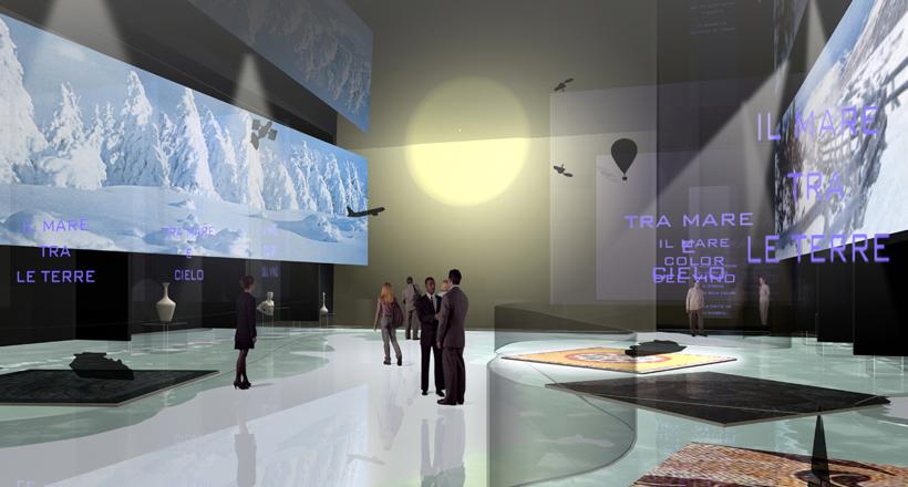Aichi Expo 2005, Aichi, Japan, Sartogo Architetti Associati, Daniele Petteno Architect, 2004.