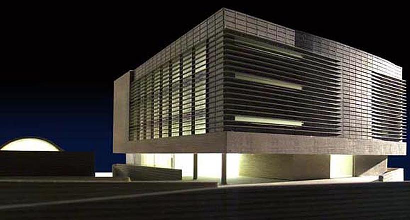 Siena Province Headquarters, Italy, Ldp Associati, Daniele Petteno Architectural Assistant, 2003.
