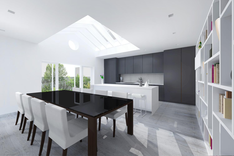 Fulham terrace house interior design 28 images fulham for Terrace house full episodes